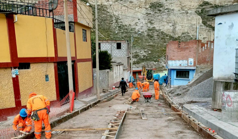 Activos Mineros reinicia remediación de suelos mineralizados en La Oroya